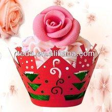 chrismas party cake decoration