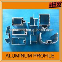 aluminum profile for insulated glass window