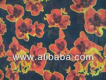 Tecidos de algodão e poliéster tecidos estampados para uso multi indiana estampas étnicas olha estampas florais, tecidos para todos os fins de têxteis