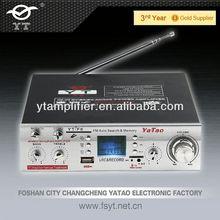 6.35mm earphone jack YT-F6 with Karaoke