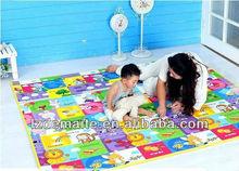 Educational mat baby