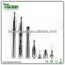 2013 Topgreen Ivape M1 atomizer print logo wax vaporizer