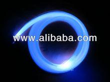 diy optic fiber star ceiling kit with 5w RGB led light engine