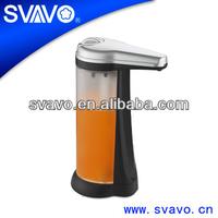 Stainless Steel Hands free Auto Soap Lotion Dispenser Sanitiser V-472