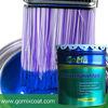 acrylic paint application