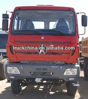 Truck For High land Beiben 6x4 LHD&RHD Big 480hp Trailer Head