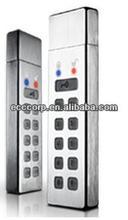 4GB encryption key plastic good quality top secret usb flash drive