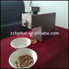 Indonesia hot sale home olive oil cold press machine