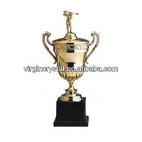 Custom Metal Golf Trophy Figures Metal