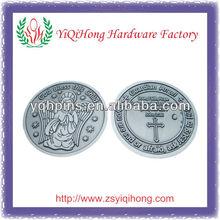 silver coins/custom metal coins