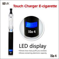 New best selling products non disposable electronic cigarette iGo4 e cigarettes canada