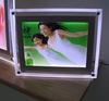 DC12V A4 Size LED Lighting Acrylic Frame