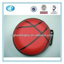 LT-MR8456 fashional basketball eva DVD/CD case with zipper