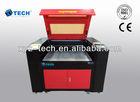 XJ6090 laser label die cutting machine