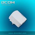 un puerto para montaje en pared 500m homeplug mini de energía del oem de la línea de comunicación