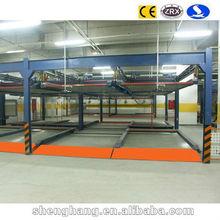 3d Puzzle Parking System/ Vertical Parking/Carousel Parking Dongyang Parking Smart Car Parking System