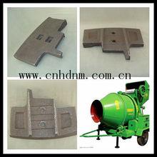 liaoyang road construction machinery names, concrete mixer spare parts