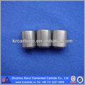 carburo de tungsteno botones para la perforación de diversos tipos de formaciones