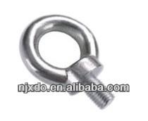 astm a182 f53 UNS S32750 1.4410 F55 stainless eye bolts flat head machine screws