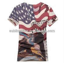 Sublimation print clothing