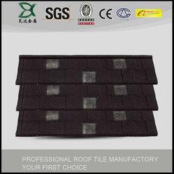 Stone Coated Aluminium Zinc Roofing Sheets /asphalt Roof Shingle,Laminated Best Colored Asphalt Roof Shingle