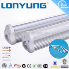 AC100-277V commercial residential use IP65 led tube light fixture outdoor t8