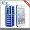 2013 New product fasdhion spike Rivet design cell phone case for iphone 5 5S, for iphone case China manufacturers