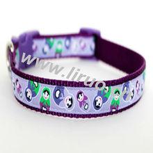 Nylon Sewing Ribbon Dog Collars