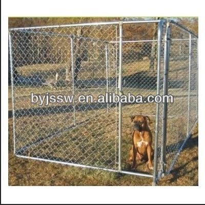 Chain Link Dog Fence Run