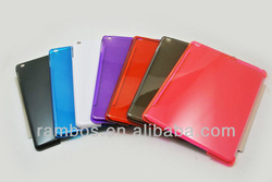 Hard Plastic Crystal Cover Case for iPad Air