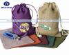 Wholesale cheap tote bags jute bag drawstring