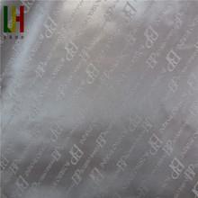 Pu coating jacquard named purse lining fabric