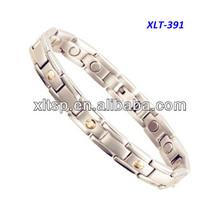 XLT-391 Ladies Titanium Magnetic Bracelets Golf