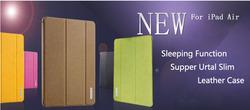 BASEUS Super Ultra Slim Leather Case for ipad 5 case