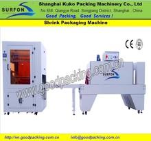 Shrink Sealing Packing Machine Movie Box
