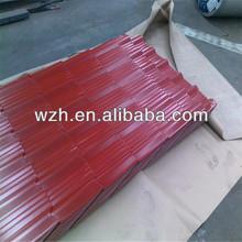 YX750/YX950 Glazed type corrugated steel sheet