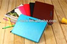 High quality for ipad air leather case , for ipad air case, leather case for ipad air