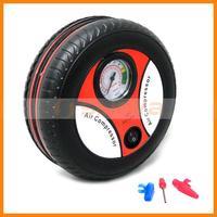 Portable Mini Tire Inflator Air Compressor Car Auto Portable Pump 260PSI DC 12V