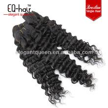 Cheap!!! fashion curly virgin hair weave blonde deep curly