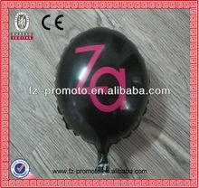 2012 hot selling high quality heart shaped aluminium foil helium balloon