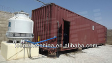 Africa Containerized Block Ice Machine for Ice Business