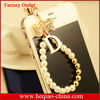 Fashionable Bling Dustproof Plug for Iphone / Samsung/HTC