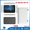 Android 4.2 3G Phablet 7 inch IPS HD720 Screen MTK6572 Dual Sim card GPS