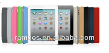Leather Magnetic Smart Cover Case Folding Smart Cover for iPad 5