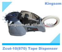 Zcut-10 Easy Use Masking Tape Dispenser/Vinyl tape dispenser/glass cloth tape cutter lead exporter in China