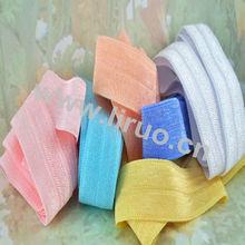 Soft decorative elastic strap for hat