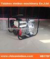 3 pulgadas alta calidad auto cebado de la bomba de aguas residuales centrífuga del depósito de gasolina piezas