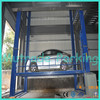 simple car elevator carport parking equipment