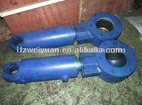hydraulic cylinder hyva penta meiller kipper