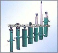 hydraulic cylinder stops